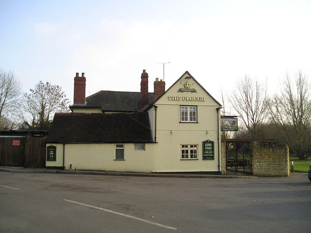The Plough Pub, Wolvercote Green