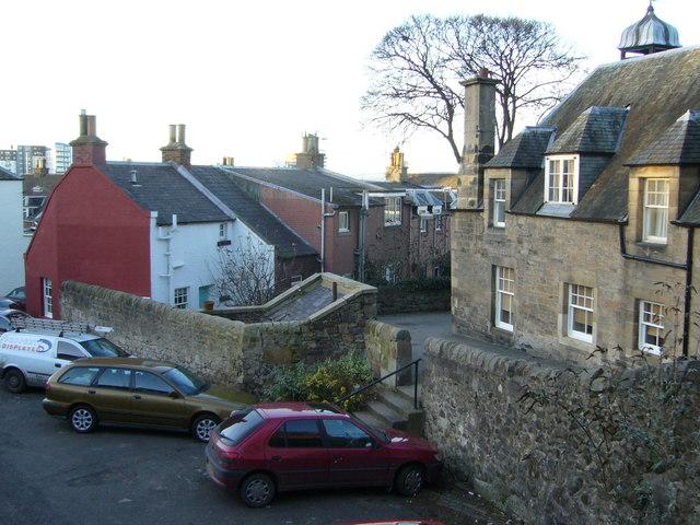 View from Wardie Steps