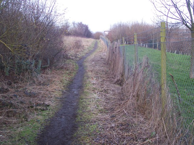 High Weald Walk near North Farm Road