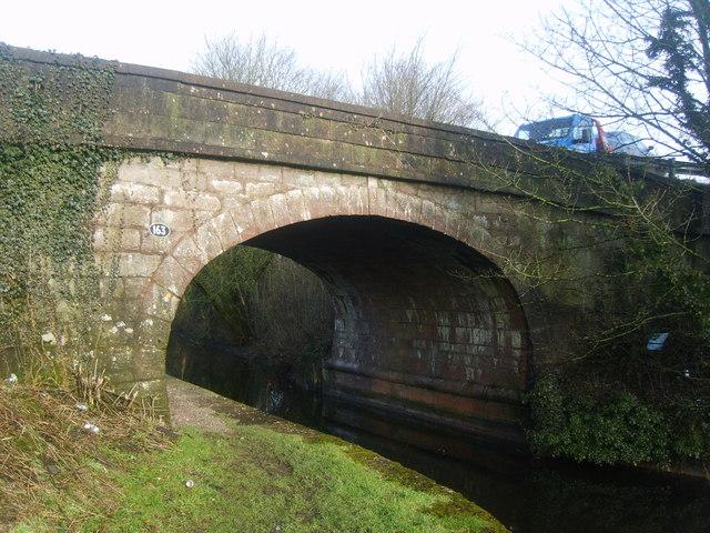 Bridge 163, Lancaster Canal