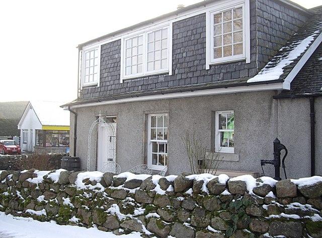 The Old Toll House, Kincardine O'Neil