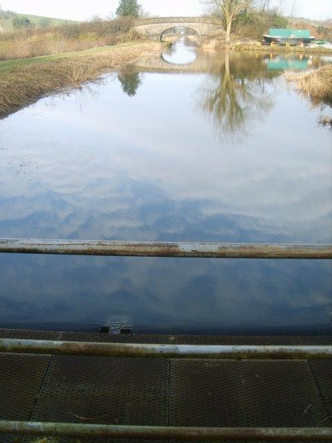 Millness Culvert, Lancaster Canal