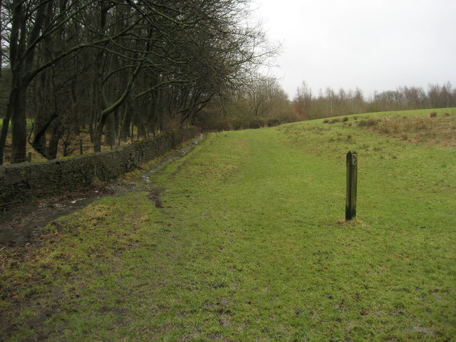 Beside Recreation Ground near Clayton Hall