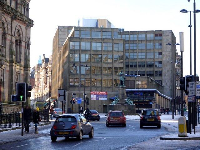 Neville Street & Westgate Road