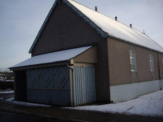 Village Hall, Kincardine O'Neil
