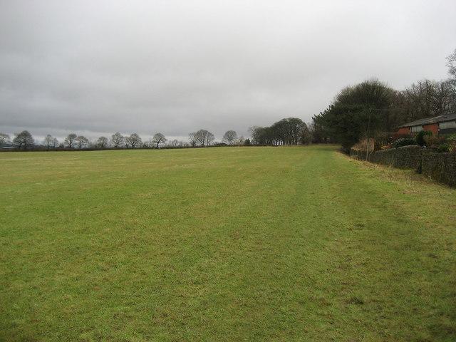 Field by Clayton Hall Farm