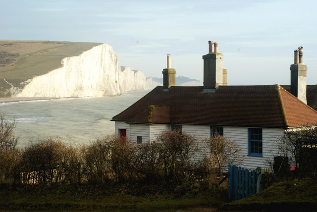 Cable House, Cuckmere Haven