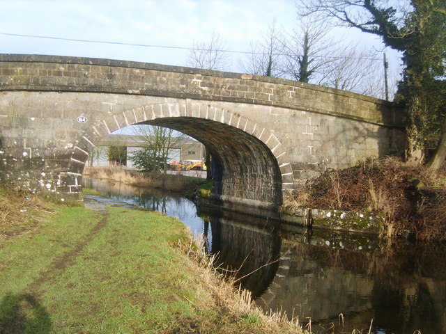 Bridge 164, Lancaster Canal