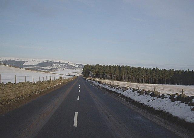 B993 near Newton