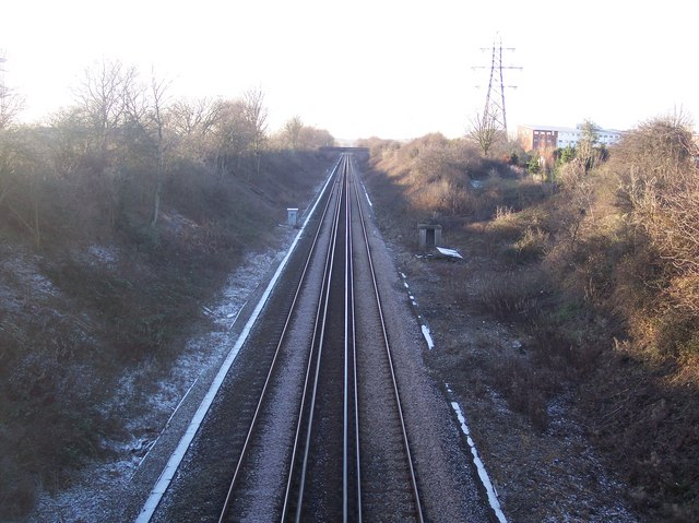 Railway from Folkestone