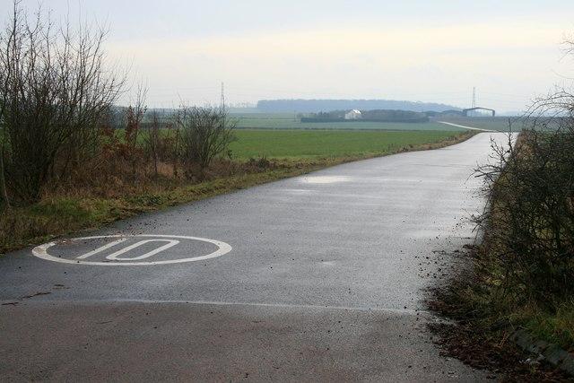 Road to Barn Farm