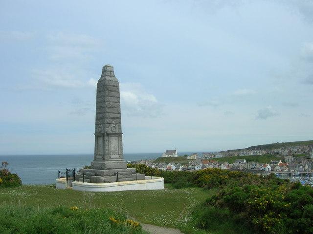 Findochty War Memorial