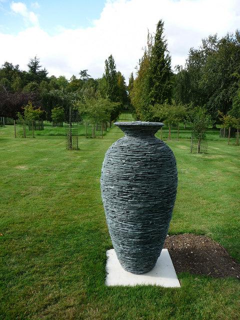 Sculpture. Buscot Park