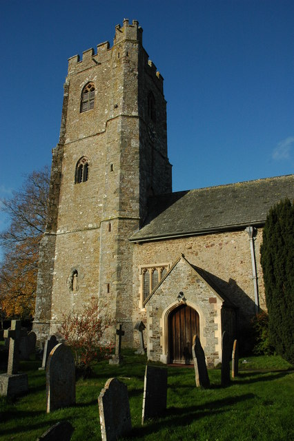Lapford church