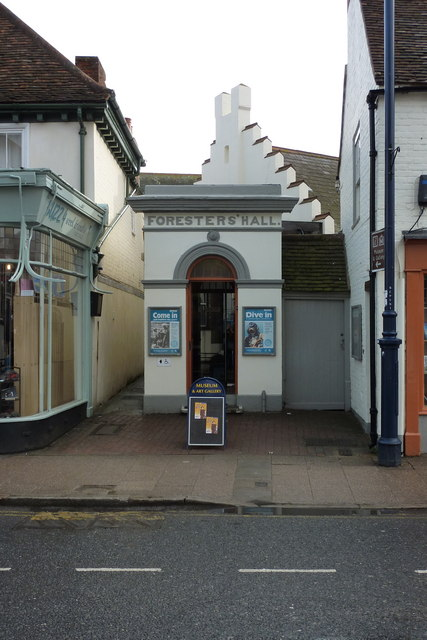 Whitstable Museum and Art Gallery, Oxford Street