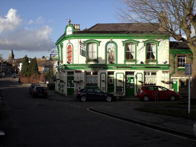 Nightingale pub, Wanstead