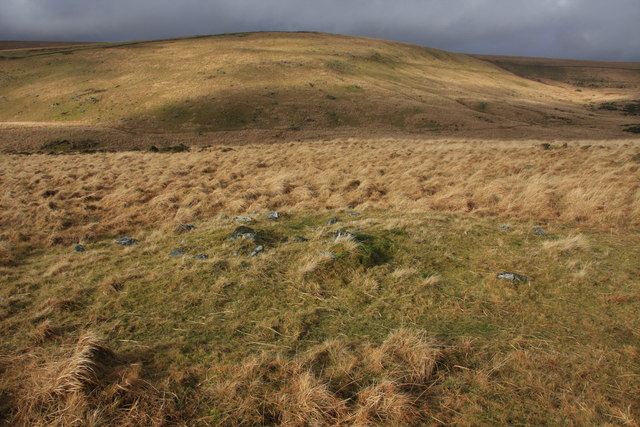 Cairn south-west of White Ridge