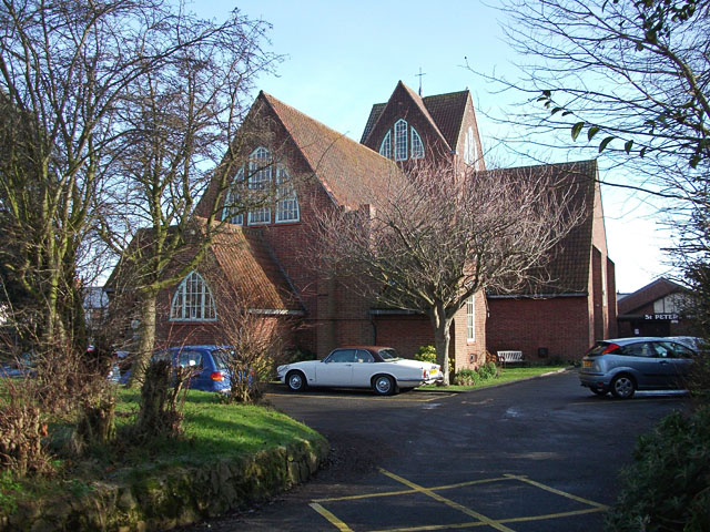 Gorleston Roman Catholic Church