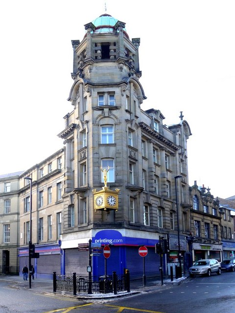 Northern Goldsmiths, Westgate Road, Newcastle