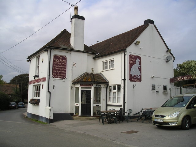 The Stone Horse Pub, Rochester