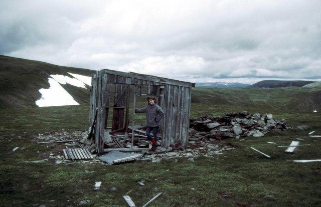 Ruined Shelter