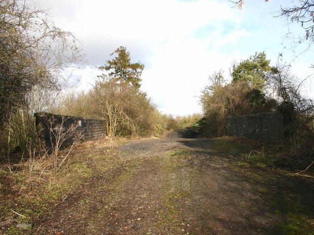Stratford and Midland Junction Railway bridge