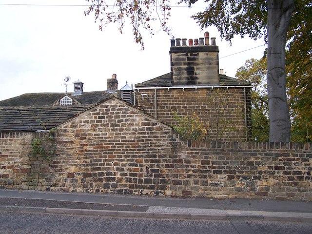 Chimney Details, Wood Lane House, Farm Countryside Centre, Wood Lane, Malin Bridge, Sheffield