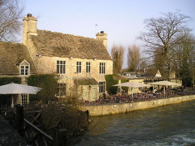 The Trout Inn Pub, Wolvercote