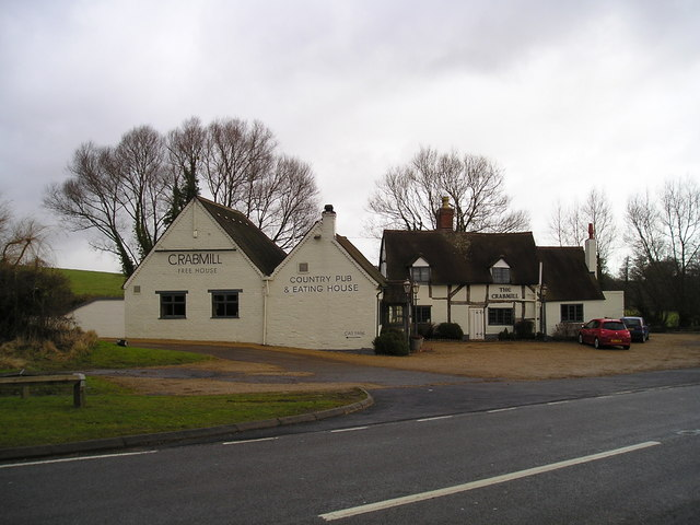 The Crab Mill Pub, Preston Bagot