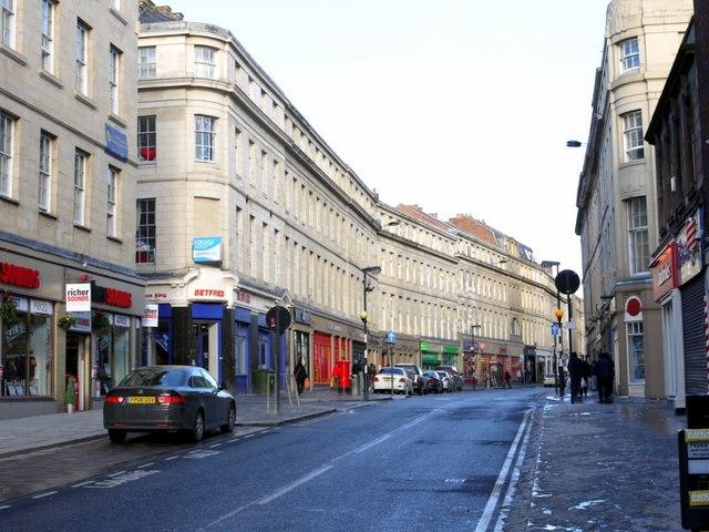 Clayton Street
