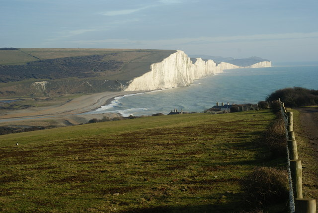 View Towards Cuckmere Haven