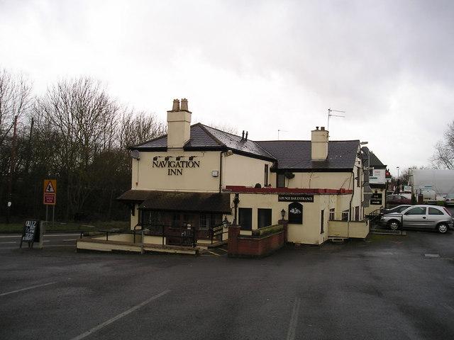 The Navigation Inn Pub, Wootton Wawen