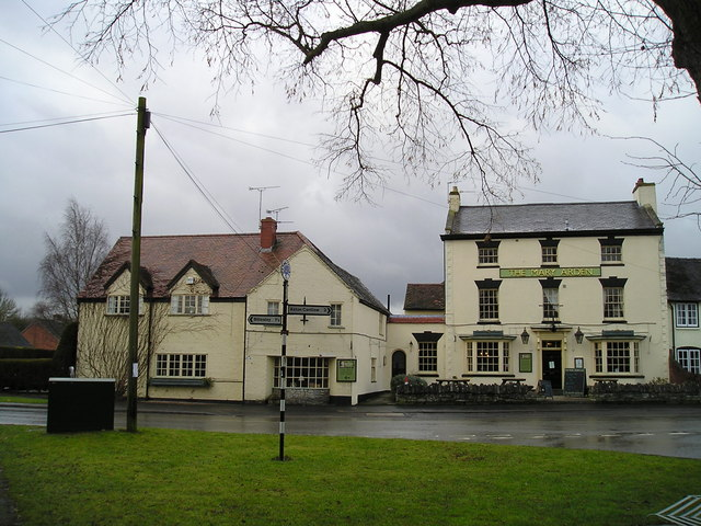 The Mary Arden Pub, Wilmcote