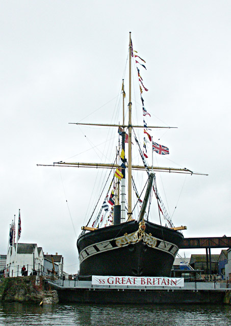 SS Great Britain in preservation