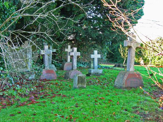 Templars graveyard