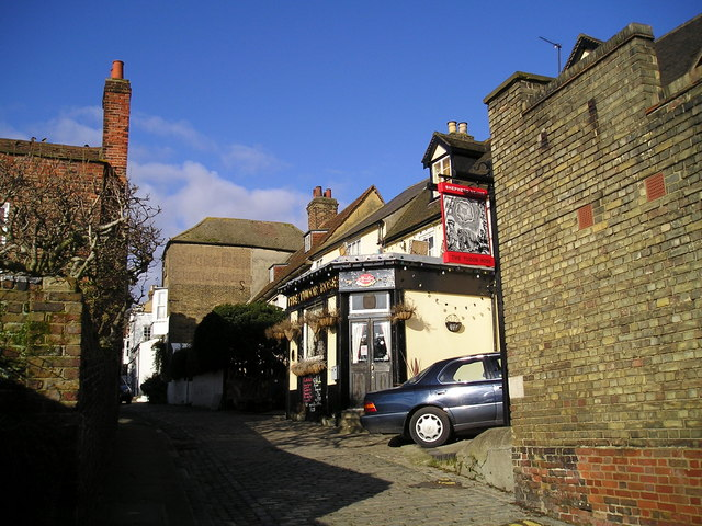 The Tudor Rose Pub, Upper Upnor