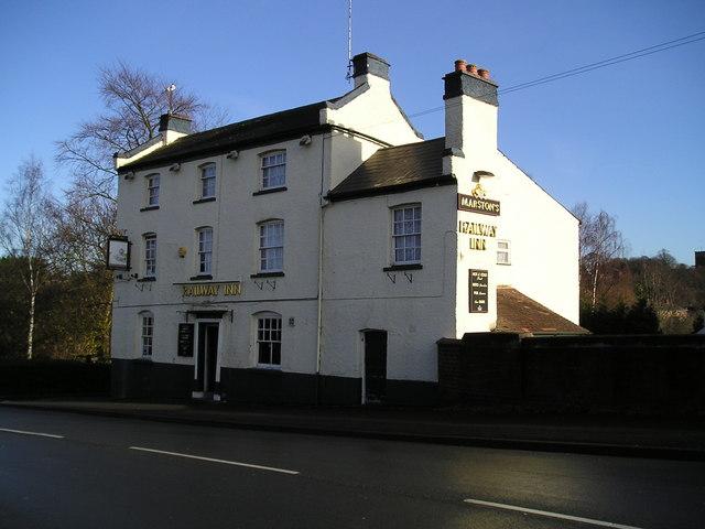 The Railway Inn Pub, Droitwich