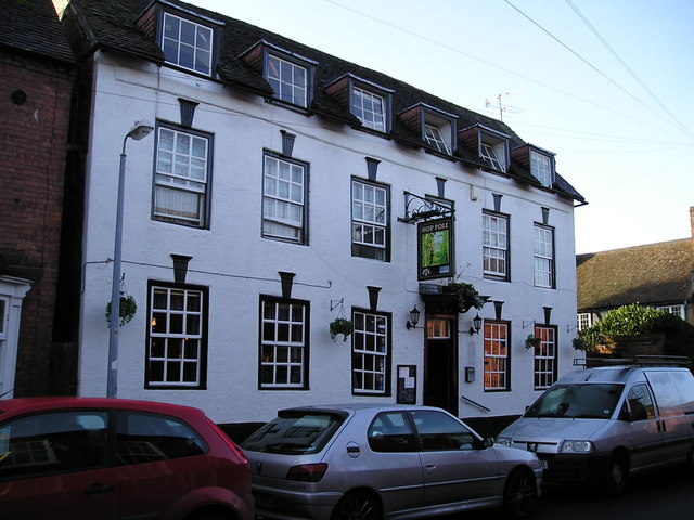 The Hop Pole Inn Pub, Droitwich