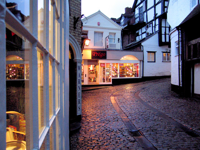 Fish Street, Shrewsbury