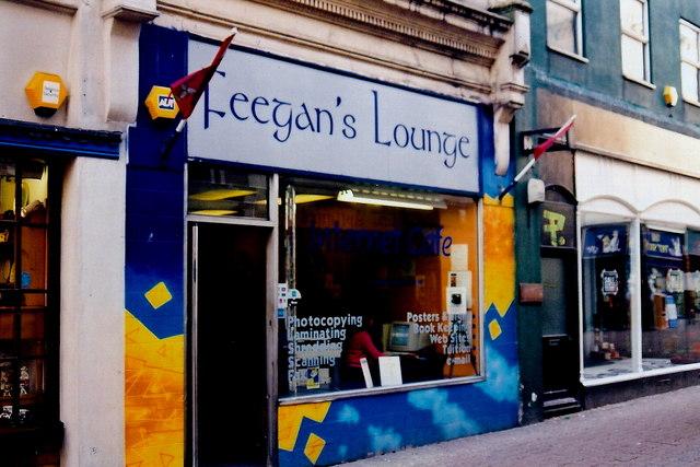 Douglas - Duke Street - Feegan's Lounge