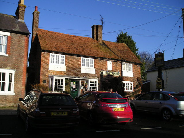 The Half Moon Pub, Wilstone