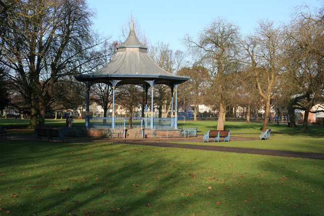 The Bandstand, Victoria Park, Cardiff