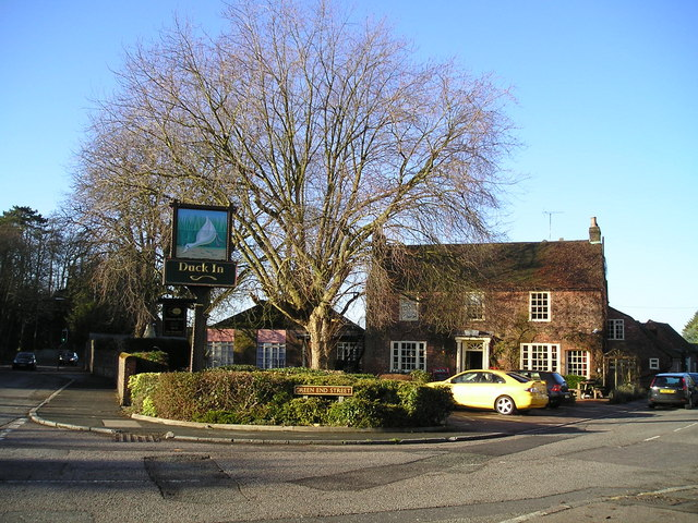 The Bell (formerly The Duck In), Aston Clinton