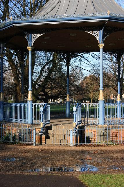 Bandstand, Victoria Park, Cardiff