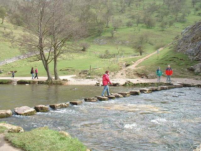 Stepping Stones, Dovedale