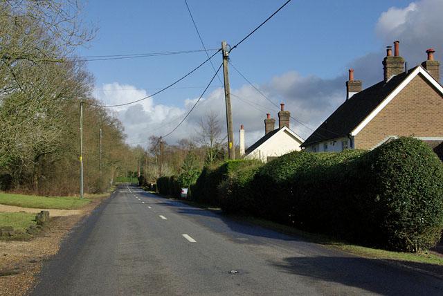 Crowborough Road, Nutley