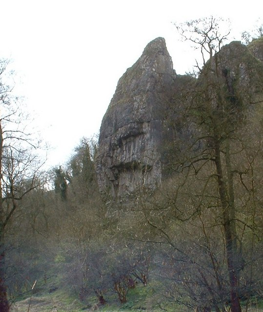 Tissington Spires, Dove Dale