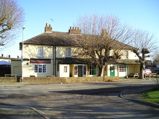 The Chestnuts Pub, Langley