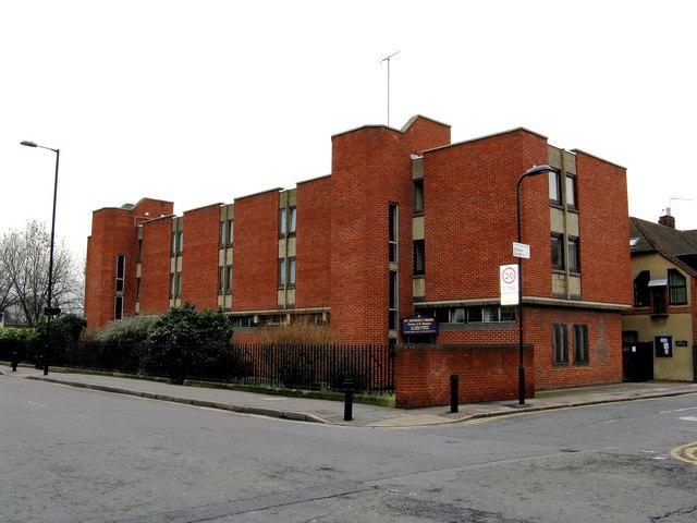 Haggerston: St. Saviour's Priory