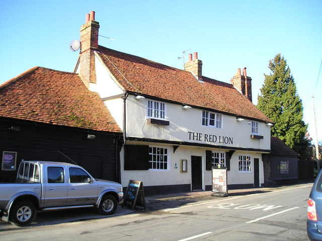 The Red Lion Pub, Langley